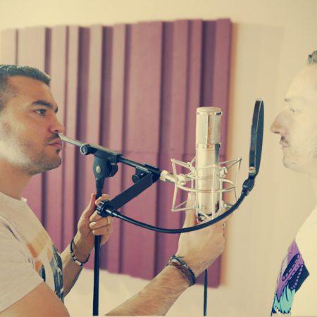 The Masterclass – Grabación de voces